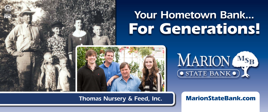 Thomas Nursery and Feed Generations Image