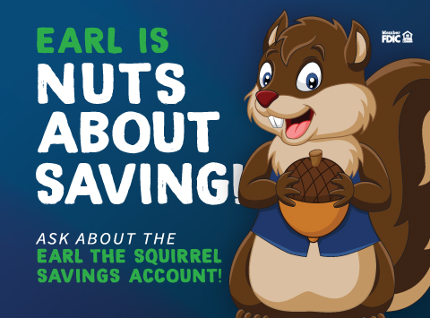 Earl is Nuts about Saving